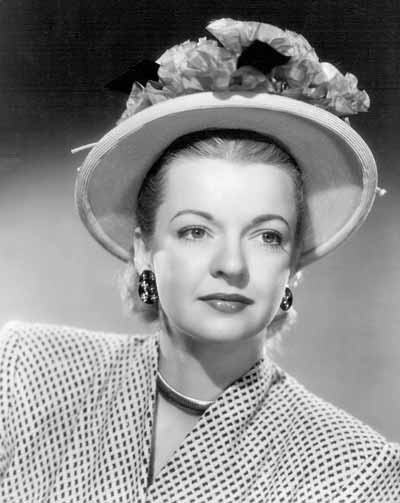 Actress and author Dale Evans