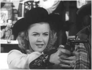 Picture of Dale Evans in the movie Heldorado, 1946