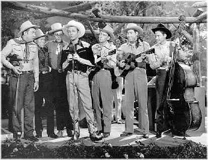 Roy Rogers and the Sons Of The Pioneers